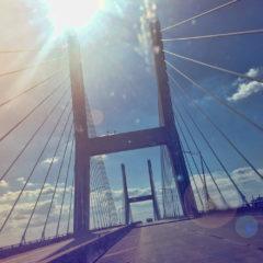 THE BRIDGE…